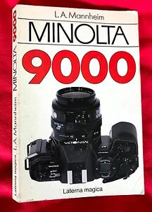 Minolta 9000 user guide German Edition paperback book - Romford, United Kingdom - Minolta 9000 user guide German Edition paperback book - Romford, United Kingdom