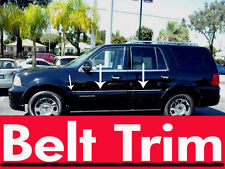 Lincoln NAVIGATOR suv Chrome BELT TRIM 2003 - 2006