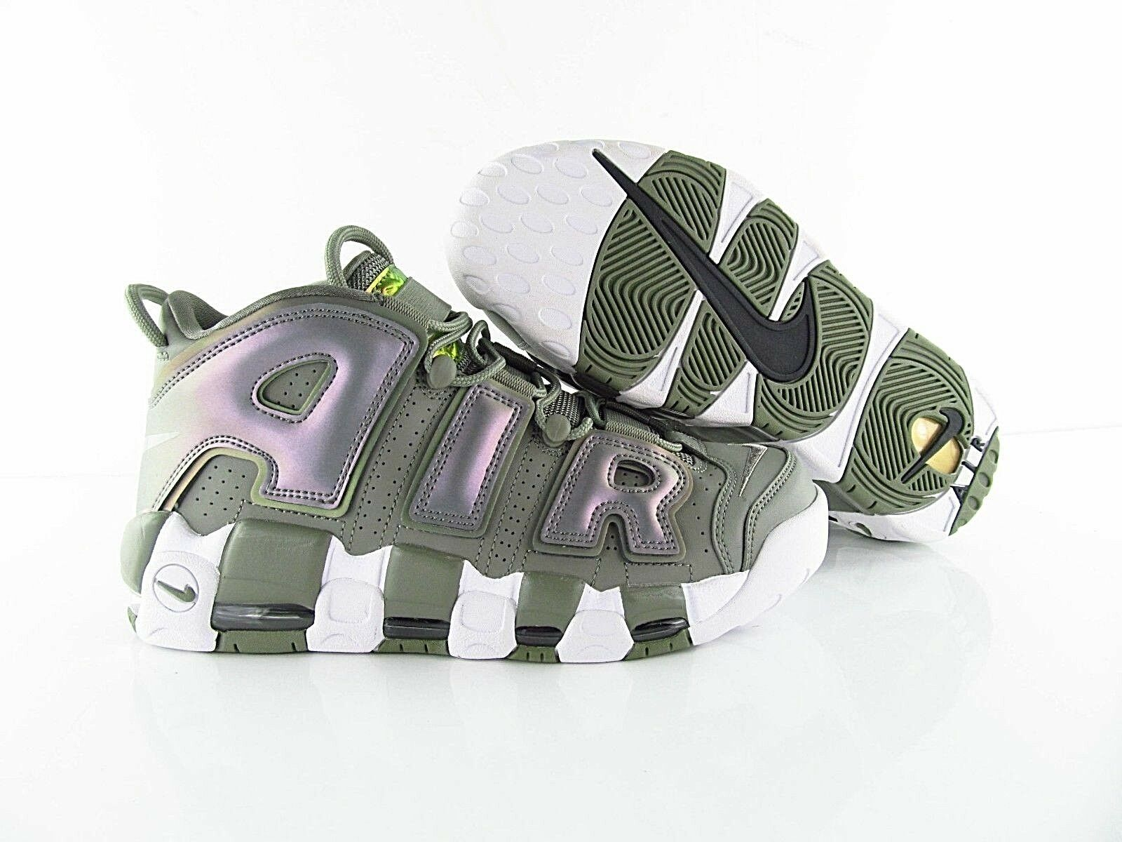 W Nike Air Air Air more uptempo IRIDESCENT NEW us_8.5 eur_40 39ce9f