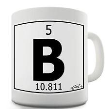 Periodic table of elements 05 b boron symbol mug ebay item 1 twisted envy periodic table of elements b boron ceramic tea mug twisted envy periodic table of elements b boron ceramic tea mug urtaz Images