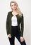 Women-Cardigan-Long-Sleeve-Solid-Open-Front-Twisted-Sweater-cardigan-S-3XL miniatura 4