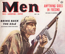 MEN - KOREAN WAR, NO LIMITS FRESNO, CA., BILLIE MISKIE, AUTHOR JOHANAS L. BOUMA