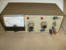 Vintage Collector Item Heathkit Regulated Power Supply Model Ip 28