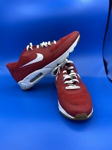 Nike-Air-Max-90-Ultra-Essential-University-Red-Men-s-Shoes-Size-11-5