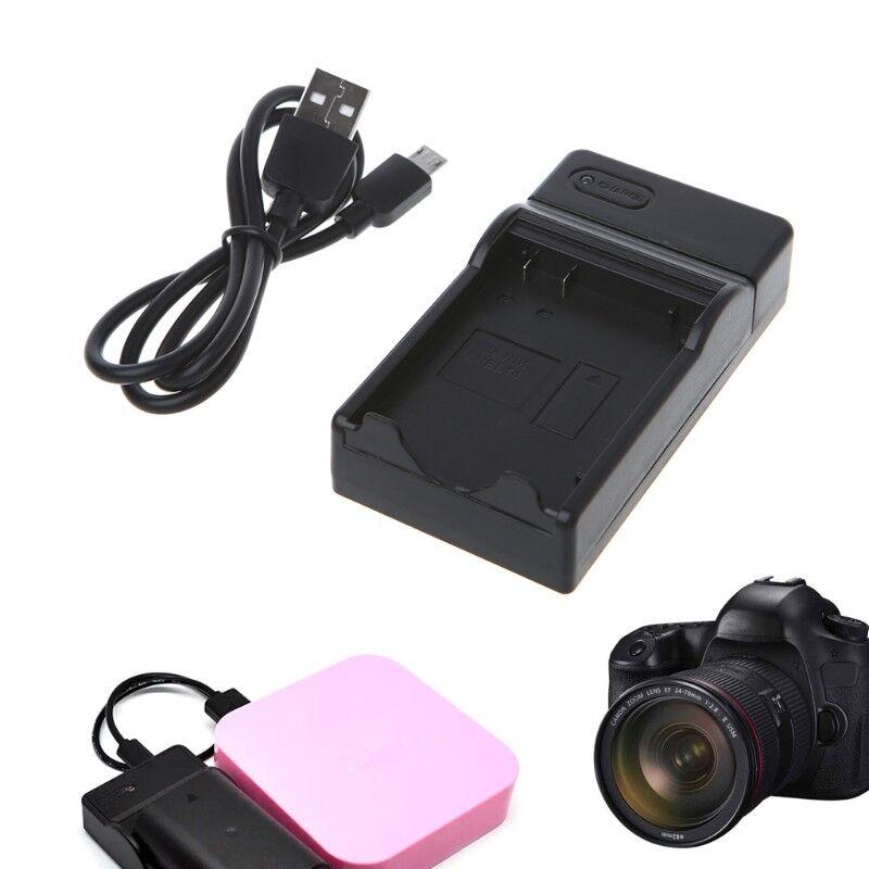 Battery Charger For Canon LP-E8 EOS 700D 550D 600D Kiss X6i X7i Rebel T4i T3i Q