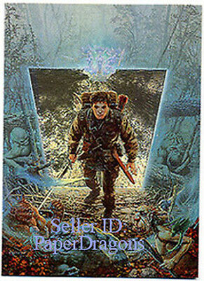 Gateway to Fairy Metallic Storm Chase Card MS4 KEITH PARKINSON