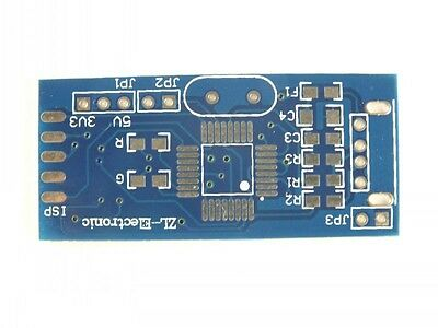 1pcs x 51 AVR USBASP USBISP download cable programmer PCB