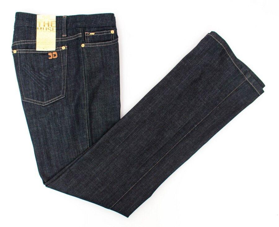 New JOE'S JEANS Dark Denim bluee Jeans Pants W 28 NWT  215