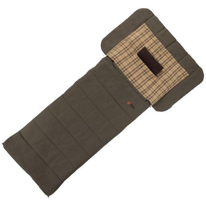 New Kodiak Canvas 3121 Z Top XLT  20F Camping Sleeping Bag  + Duffel Carry Bag  cheap store