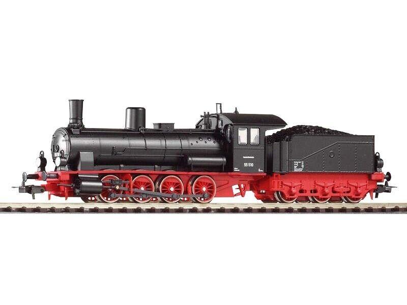 Piko 57550 schlepptenderlok br 55 (g7.1) de la DB, época III, pista h0