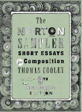 The Norton Sampler : Short Essays for Composition (2017, Hardcover)