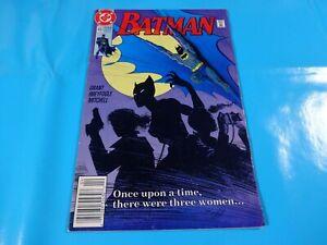 Batman-461-issue-DC-Comic-book-Bronze-1st-print