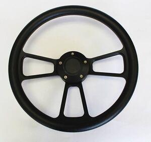 1964-1965-Chevelle-El-Camino-Black-on-Black-Spokes-Steering-Wheel-14-034