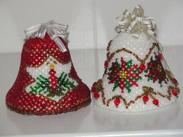 Ældre julemus jule bamser mus julepynt dukker 32cm