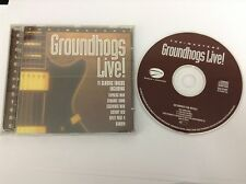 The Groundhogs : Groundhogs Masters CD (1998)