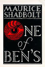One of Ben's by Maurice Shadbolt (Paperback, 1994)