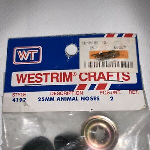 Animal-Nose-Westrim-Crafts-2-5MM-2-Style-4192