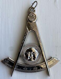 MASONIC Craft Lodge Worshipful Masters Collar Jewel