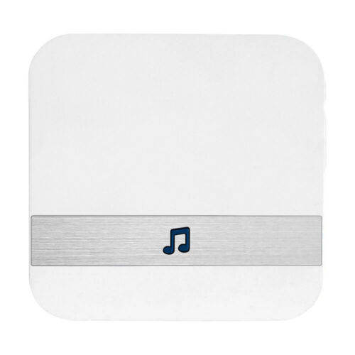 Smart Wireless Home WiFi Camera Doorbell Receiver Door Dingdong Chimes 90V-250V