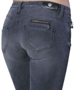 Alexa Fuliet porter Freeman Bi T Neuf Slim Denim xl super Stretch Pantalon Xs 8TqSE5qx