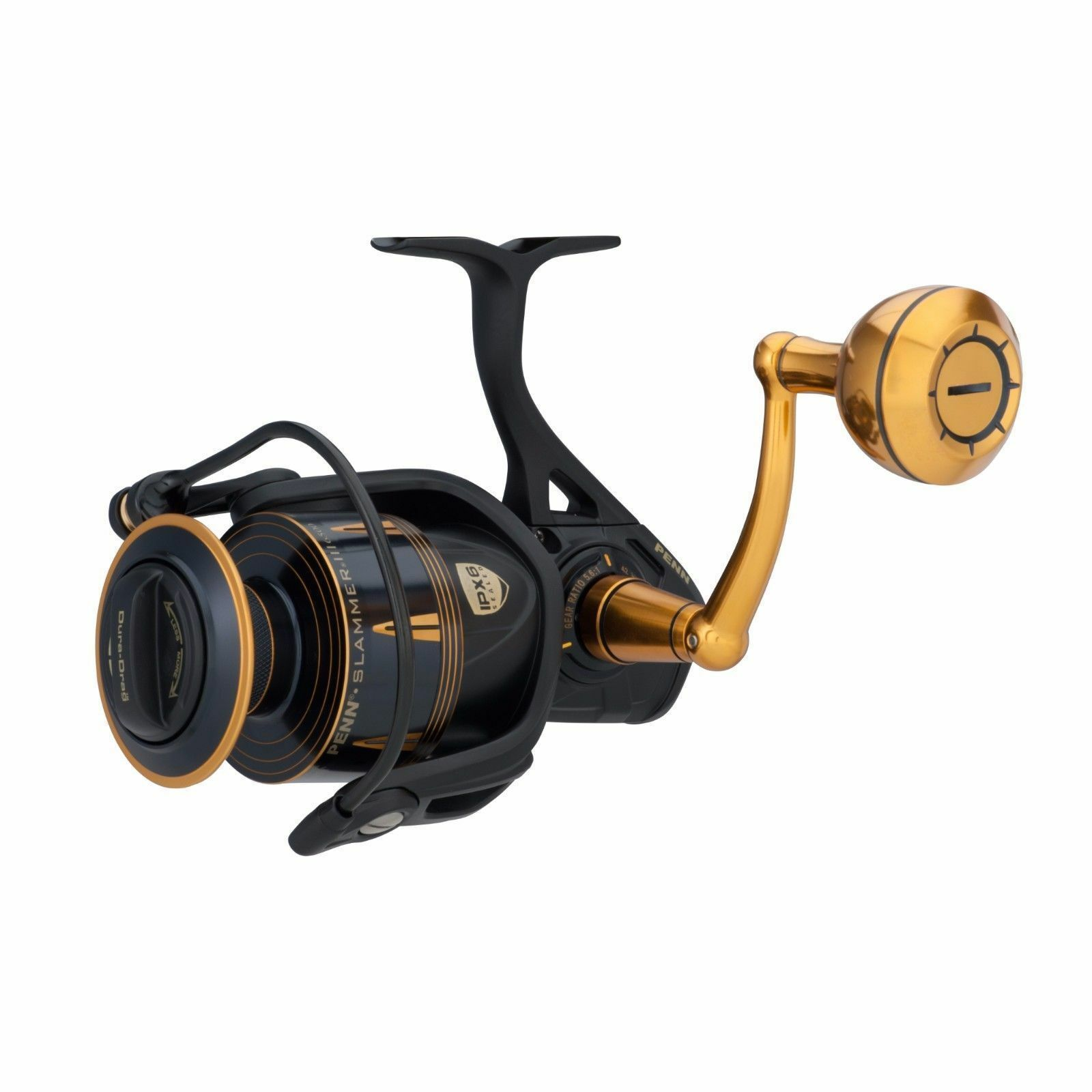 2017 NEW PENN SLAMMER III - Ultimate Saltwater Spinning Reel - Sizes 7500