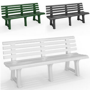 Garden Bench Orchidea 3 Seater Seat Outdoor Patio Balcony Furniture Seating Ebay