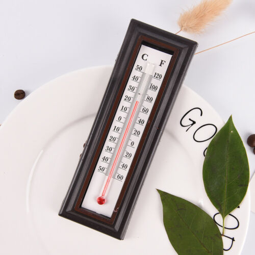 Indoor//Outdoor Wall Office Laboratory Home Garage Temperature Thermometer HIER