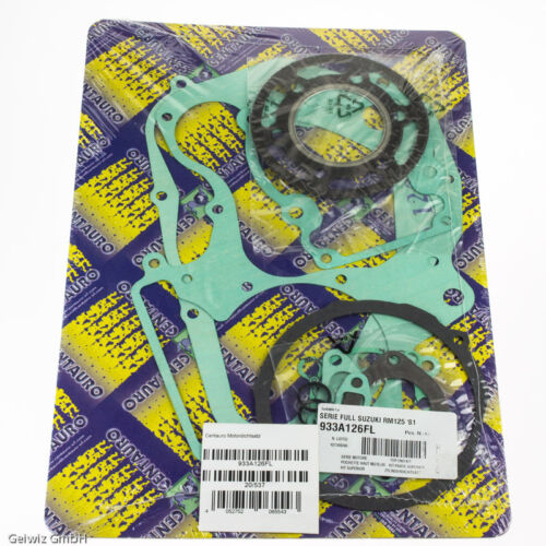 Cylindre Joints 1981 Incl Moteur joints SUZUKI RM 125-Bj