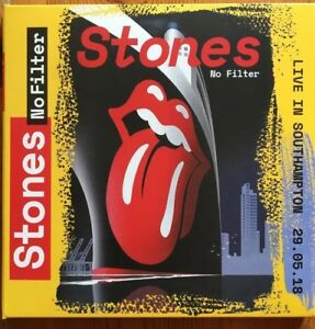 THE-ROLLING-STONES-034-Live-In-Southampton-2018-034-RARE-2-CD