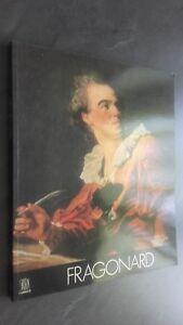 Fragonard Colección Skira Demuestra Art Flammarion 1987 Tbe