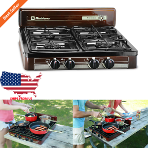 4-Burner-Portable-Propane-Gas-Stove-Outdoor-Camping-Cooking-RV-Kitchen-Cooktop