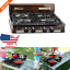 4-Burner-Portable-Propane-Gas-Stove-Outdoor-Camping-Cooking-RV-Kitchen-Cooktop thumbnail 1