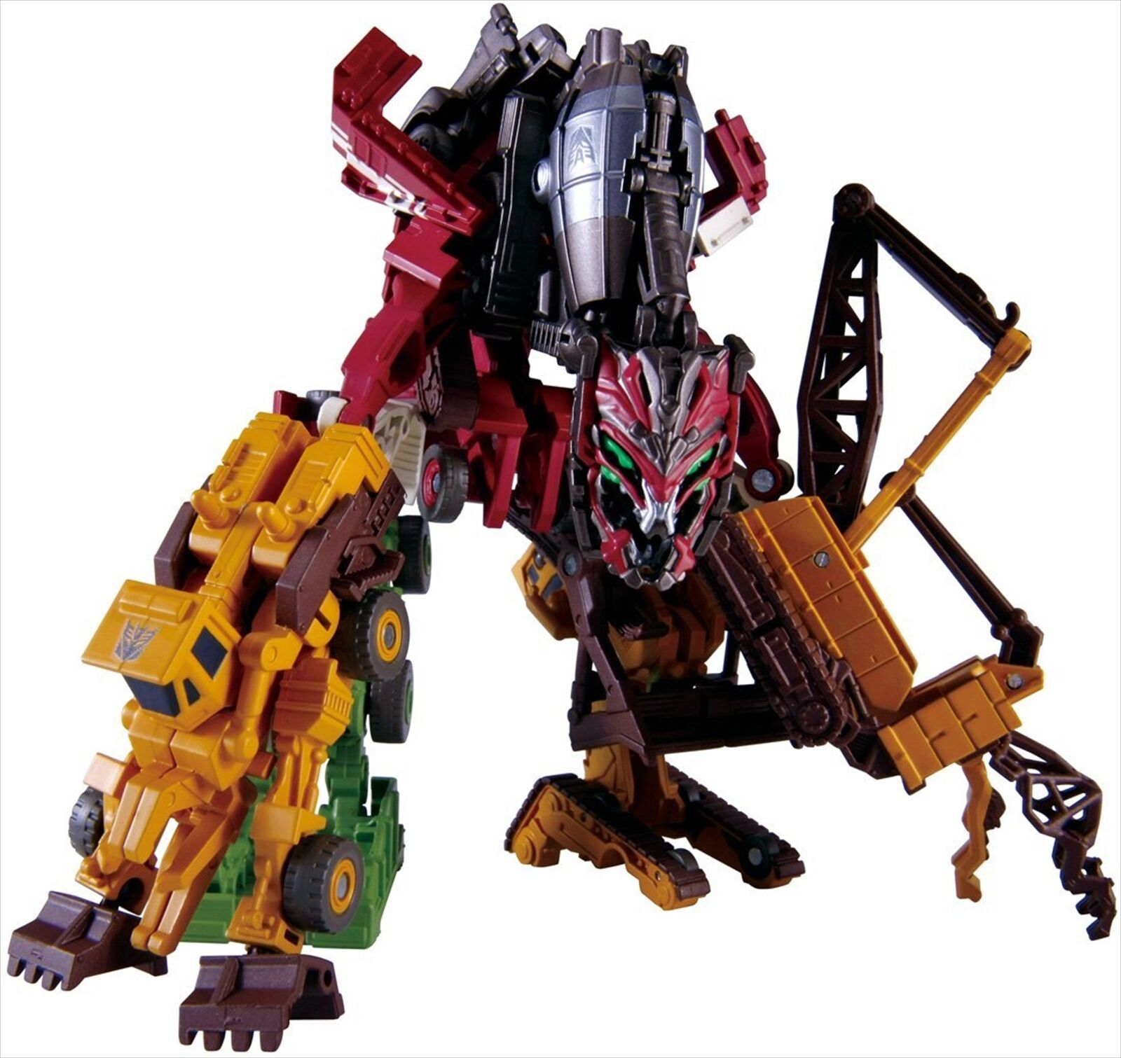Takara Tomy Transformers Movie Advanced Series AD13 Devastator Action Figure