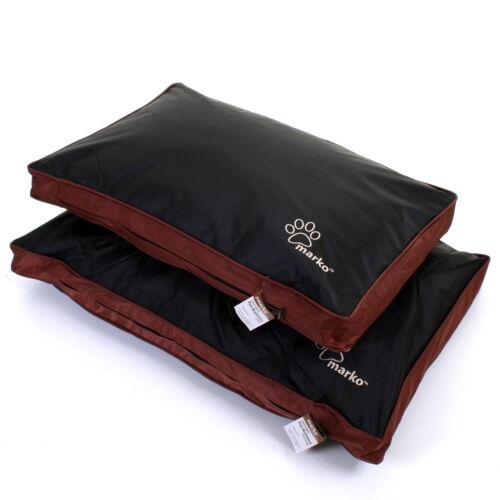 Perro Mascota Gato cubierta de cremallera extraíble cojín colchón de la Cama Lavable Impermeable