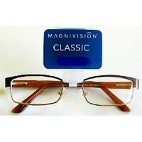 Foster Grant/magnivision Fashion Reading Glasses (m101) Choose Your Strength
