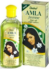 300ml Dabur Amla Jasmine Hair oil  Silky Shinny strong Hair USA seller  fast s&h