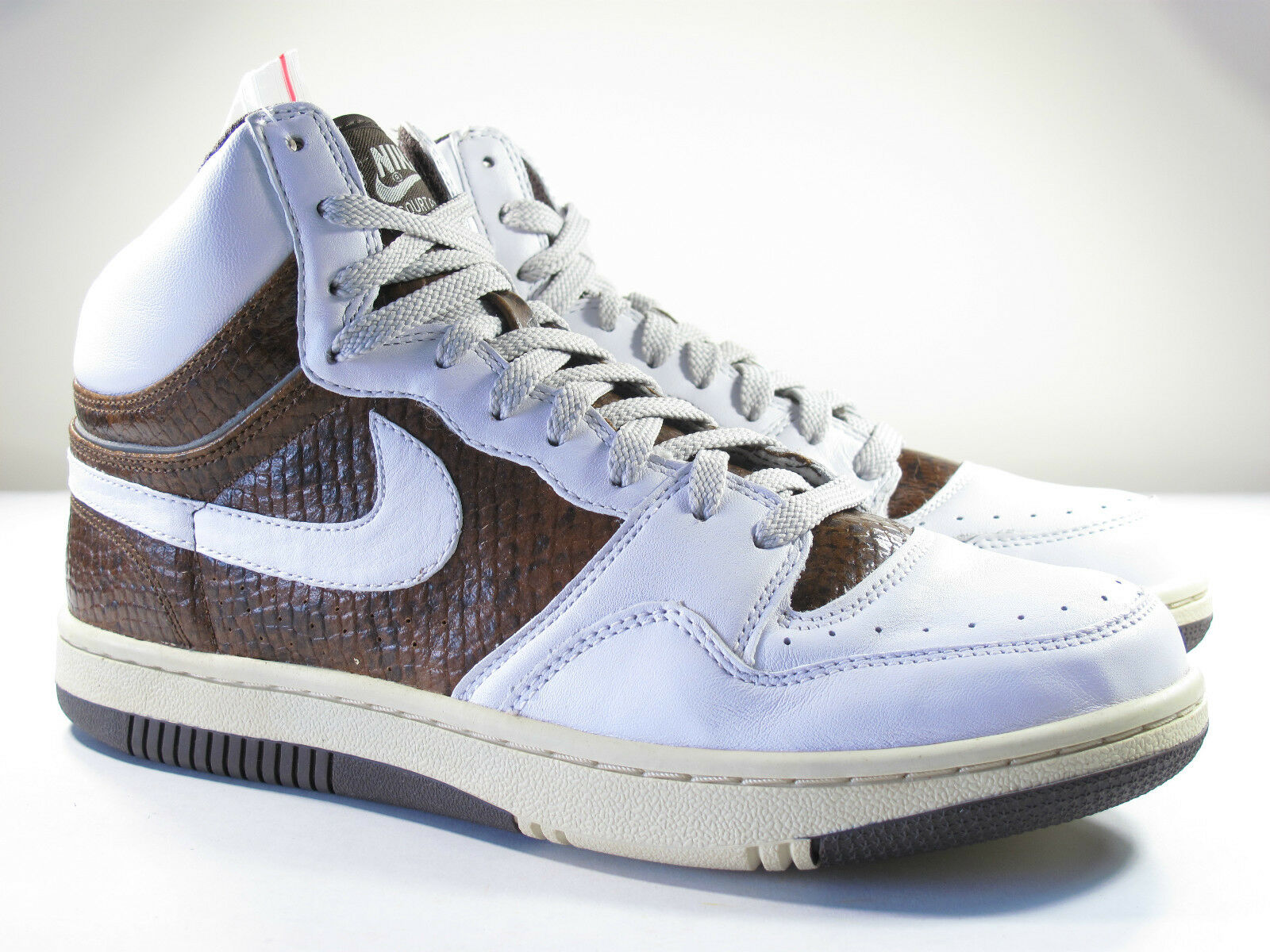 DS NIKE 2007 AIR COURT FORCE PYTHON 10 MAX 90 1 180 DUNK TRAINER SAFARI SNAKE 97