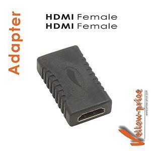 Premium-New-HDMI-Female-to-HDMI-Female-Adapter-Coupler-HDMI-FF-Converter-Adaptor