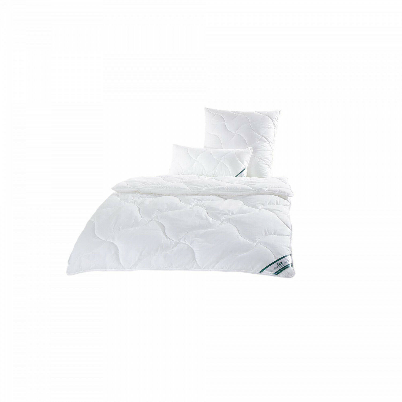 F.a.n. Essential - Hausstaub-Milbenschutz Decke  Kissen, waschbar