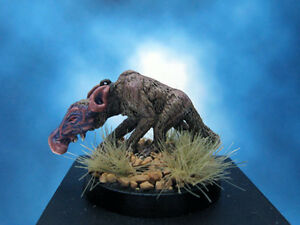 Painted-Classic-Miniature-Grenadier-Were-Creature