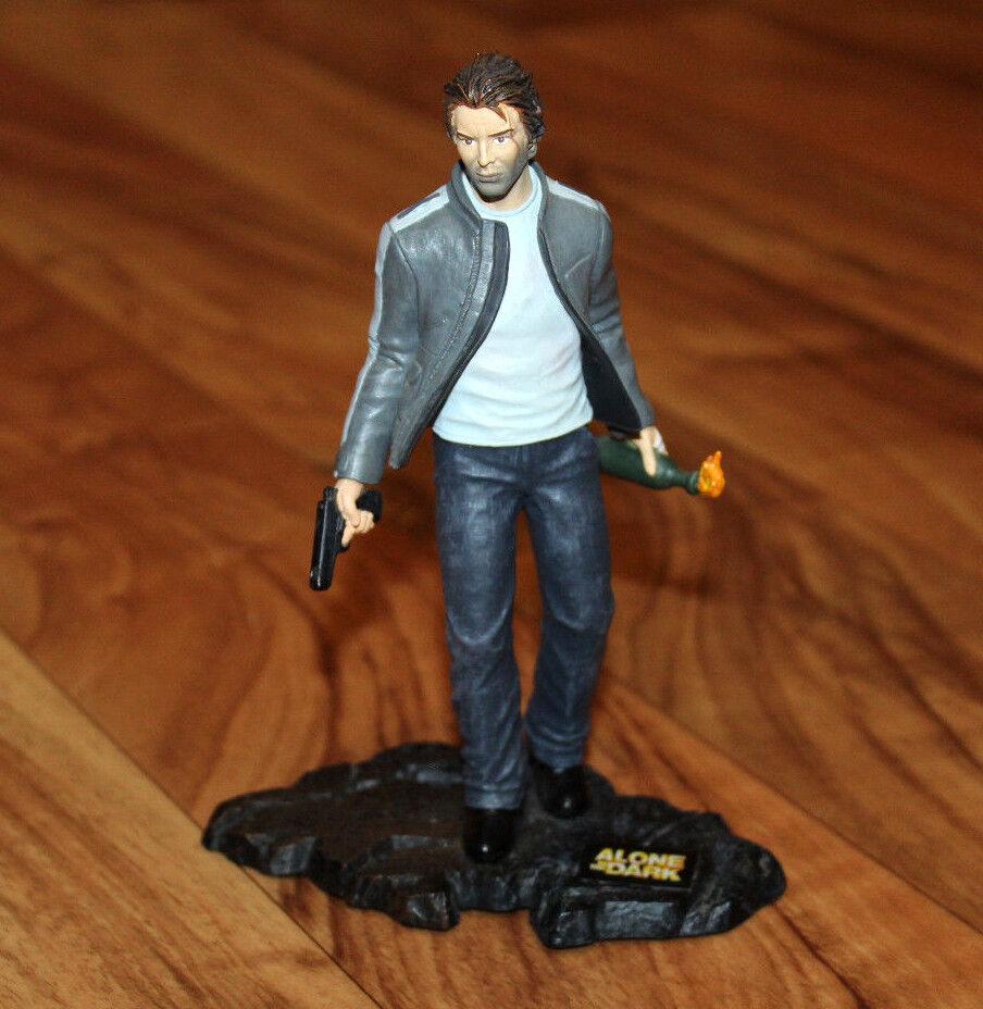 Alone in the Dark Edward Carnby Rare Statue Figure PS2 PS3 Xbox 360