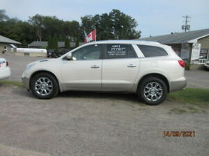 2010 Buick Enclave CXL AWD 7 PASS. CERTIFIED