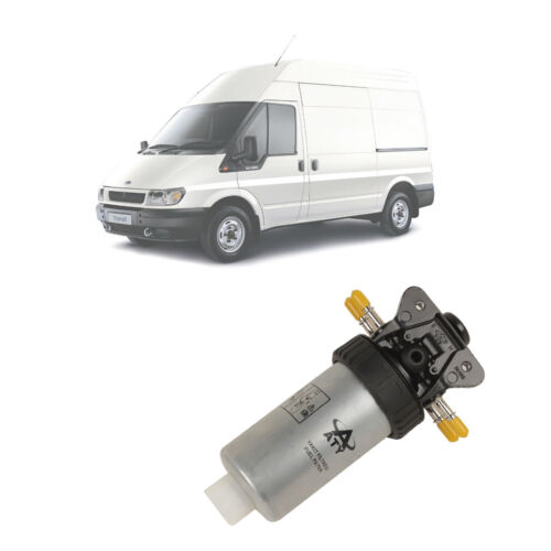 TDE di 2000-2006 Filtro Carburante Con Alloggiamento FORD Transit 2.4//2.0 TDDi TDCi