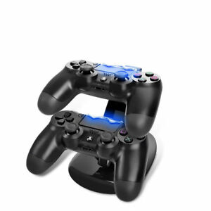 PS4-Dual-controller-Charger-Wireless-Controller-Dock-USB-Charging-Cable-Stand