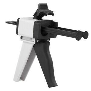 50ml-1-1-2-1-Epoxy-Resin-Dispenser-Static-Mixer-Mixing-Nozzle-Gun-ApplicatorWRDE