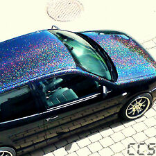 XXL Metal Flakes Black Holo Auto Car Effektlack 25g (100g=24€)