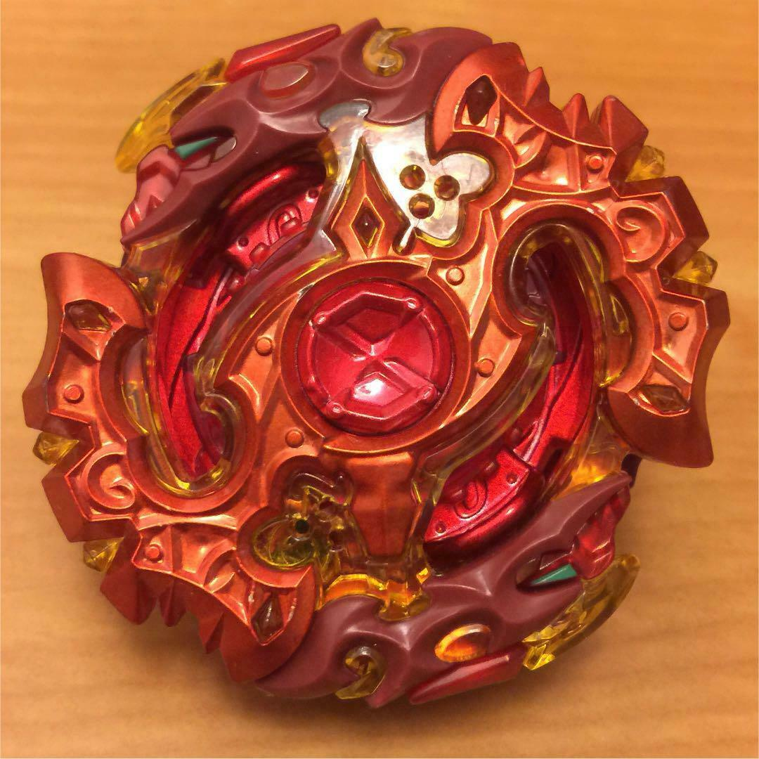BEYBLADE TOY LIMITED MODEL VERY RARE COLLECTIBLE JAPAN SPRIGAN REQUIEM BURST F S