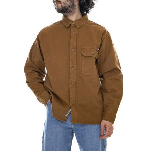 Men/'s Shirts Brown Carhartt Reno Hamilton Brown