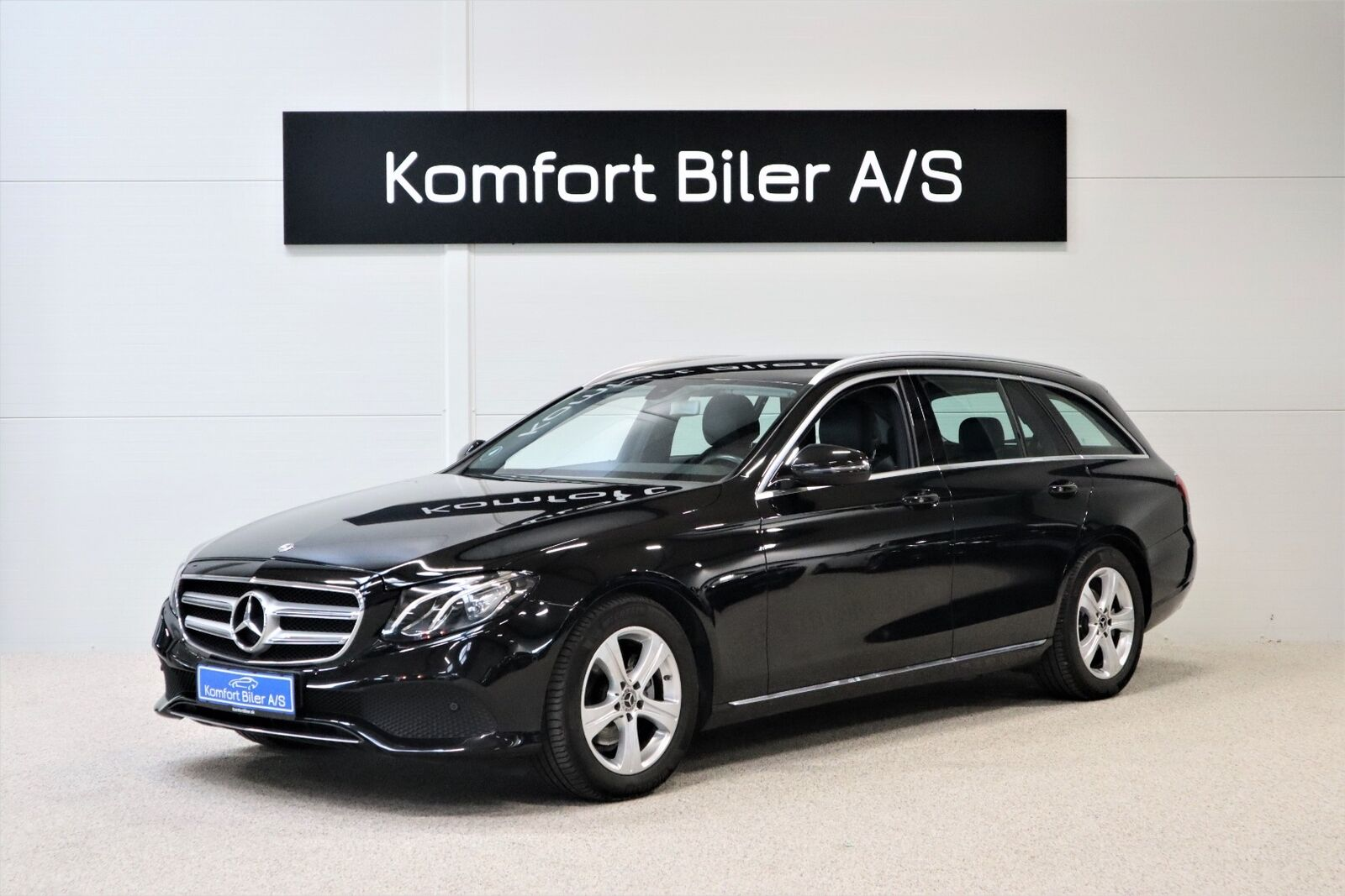 Mercedes E220 d 2,0 Avantgarde stc. aut. 5d - 3.112 kr.