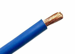 10-FT-BLUE-6-Gauge-AWG-Welding-Lead-Battery-Cable-Copper-Wire-MADE-IN-USA
